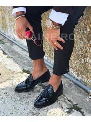 Pantofi barbati din piele naturala A6541