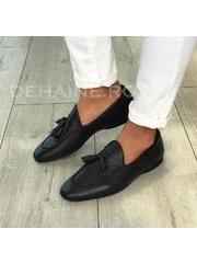 Pantofi barbati din piele naturala A6546