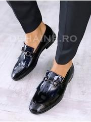 Pantofi barbati din piele naturala A6747