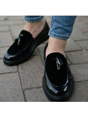 Pantofi barbati negri A3450