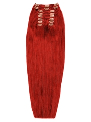 Clip-On Rosu Passion #RED - Luxe
