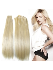 Invisi Clip-On Blond Deschis #60 - Luxe
