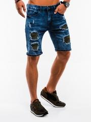 Blugi scurti barbati W130 jeans