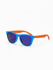 Ochelari de soare A169 albastru portocaliu