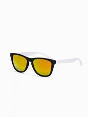 Ochelari de soare A169 negru alb