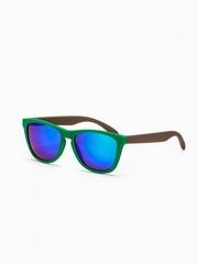 Ochelari de soare A169 verde beige