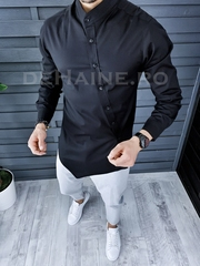 Camasa barbati asimetrica eleganta ZR A1008 N7