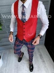Compleu barbati Vesta + Pantaloni B1617