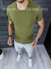 Tricou barbati slim fit ZR A9928 N6-4