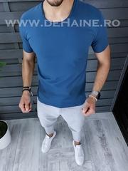 Tricou barbati slim fit ZR A9932 N6-4 W