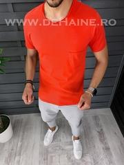 Tricou barbati slim fit ZR A9934 N6-3