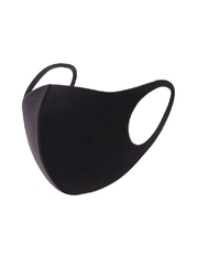 Masca de protectie reutilizabila neagra