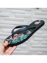 Papuci Bemia negri -rl