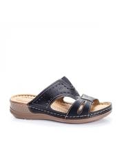 Papuci Caprisa negri -rl