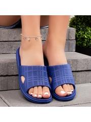 Papuci dama bleumarini Melenia