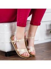 Sandale Belicia bej -rl