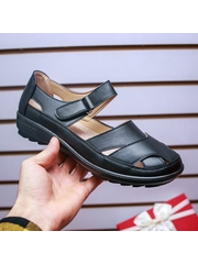Sandale Closira negre casual -rl