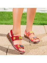Sandale cu talpa groasa dama Fridima