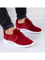 Pantofi barbati sport textil visinii Fulton