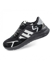 Pantofi sport barbatesti negri Stanely