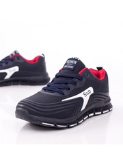 Pantofi sport barbati albastri inchis Notesto