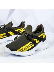 Pantofi sport barbati khaki Rauby