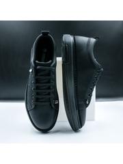 Pantofi sport barbati negri Akebonia