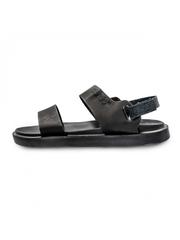 Sandale barbati negre Relcomi