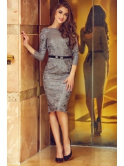 Rochie StarShinerS Emotional Day Silver