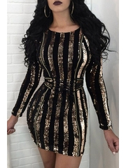 Rochie Exclusive Rose Gold X00991