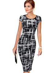 Rochie Office O00341