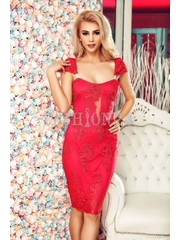 Rochie Actually Red