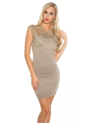 Rochie Only Cappuccino