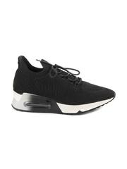 Sneakers femei DKNY negri 2559DPS93693N