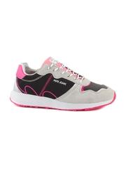 Pantofi sport femei Pepe Jeans fuxia din piele 3199dps30997fu