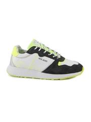 Pantofi sport femei Pepe Jeans verzi din piele 3199dps30997v