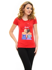 Tricou Better Life Red