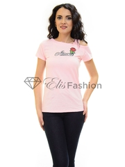 Tricou Conscious Pink