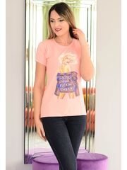 Tricou Follow Your Dreams Pink