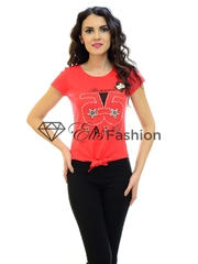 Tricou Loving Paris Red