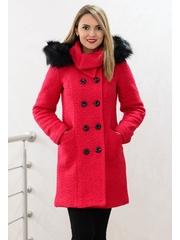 Palton Giannini Heart Red