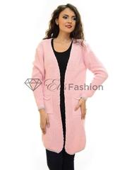 Cardigan One Option Pink