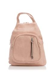 Ghiozdan Kelly roz cu manere tip geanta
