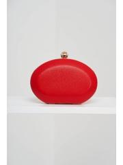 Geanta dama tip clutch rosie de ocazie din piele ecologica