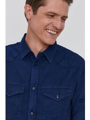 Pepe Jeans - Camasa din bumbac Raye