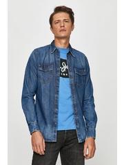 Pepe Jeans - Camasa jeans Hammond