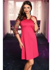 Rochie Casandra roz
