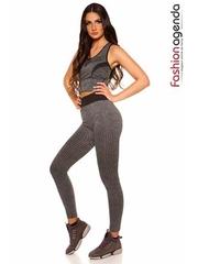 Set Fitness Junction Grey