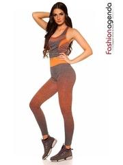 Set Fitness Junction Orange