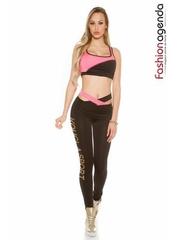 Set Fitness Kross Pink
